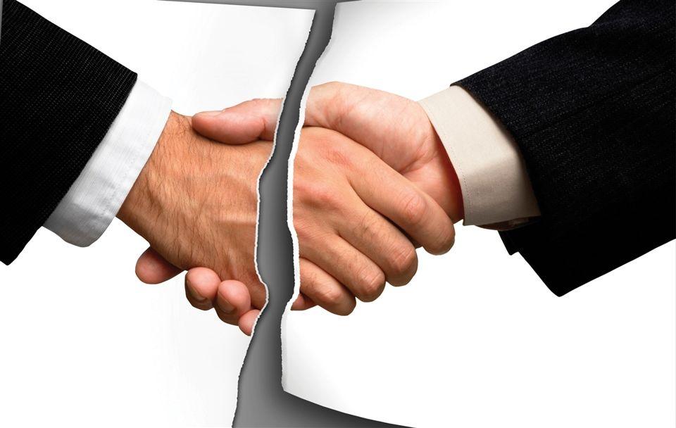 Accordo contratto rottura trattativa-3