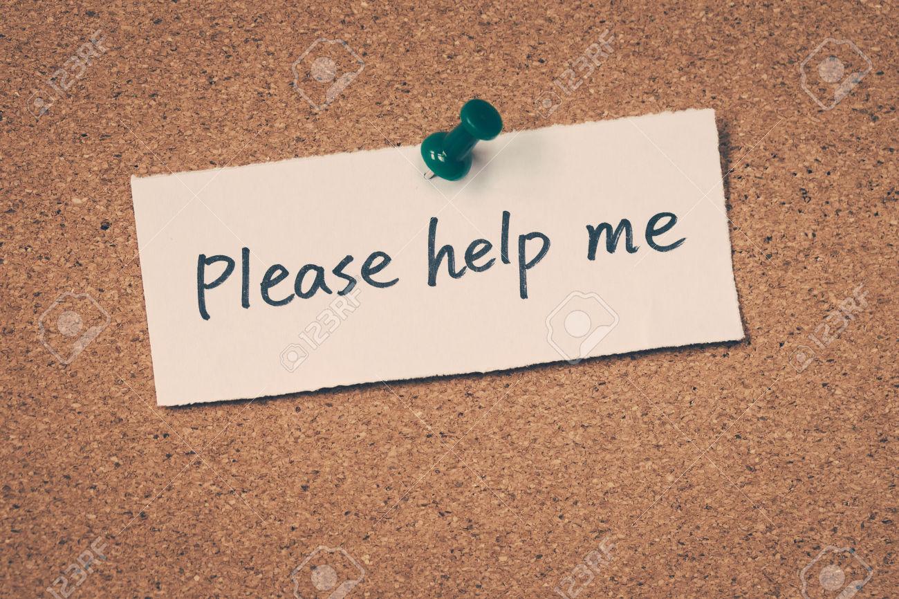 Please help me