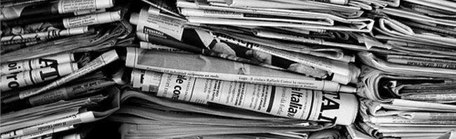 Vendite giornali. Siamo messi male!