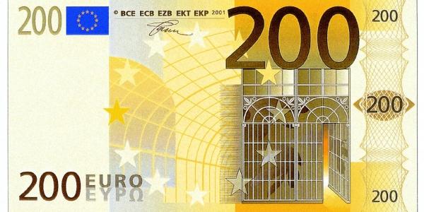 Contratto, aumento 200€