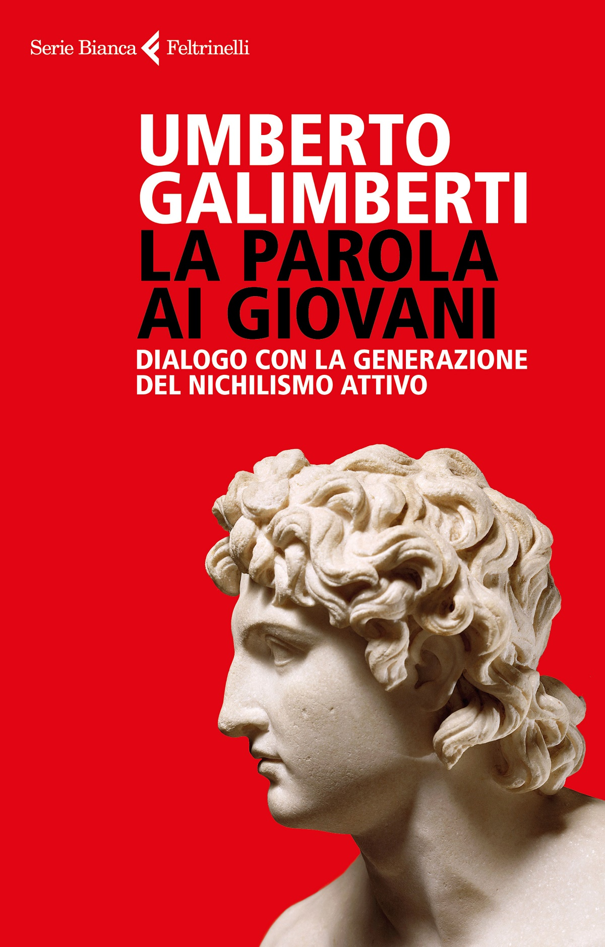 """Parlano i giovani e U. Galimberti dialoga con loro. Andando oltre """"nichilismo passivo""""."""