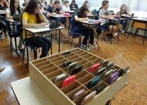Smartphone a scuola