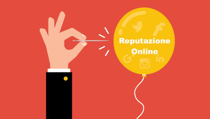 La reputazione online
