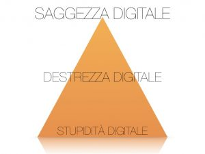 """La saggezza digitale"""
