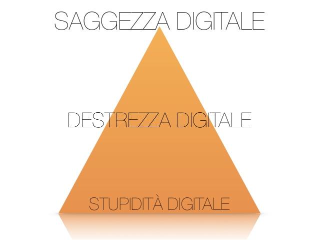 """La saggezza digitale"""