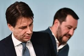 Conte vs Salvini